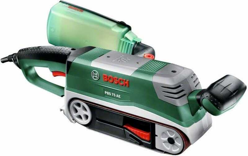 7. Bosch PBS 75 AE Bandschuurmachine_800